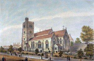 St Mary at Lambeth 1851
