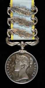British Crimea Medal (Alma-Balaklava-Inkermann Clasps)