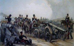 RA 10 inch Howitzers