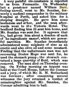 Barr William Inquest [Daily News 16 Sep 1882]