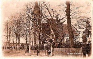 Hopkins - St James Church, Milton