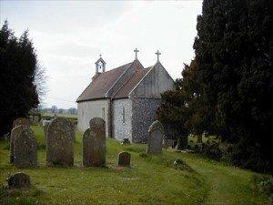 Hopkins - St Nicholas Church, Boarhunt