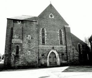 St Wilfrid's RC Church Hulme