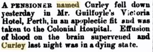 Curley Death 1886