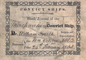 Merchantman Journal 1862-63