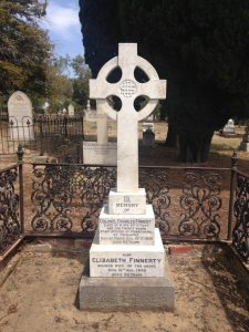 Finnerty Headstone