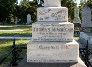 minorgan-headstone