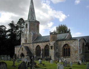 St Anrew & St Mary's Church